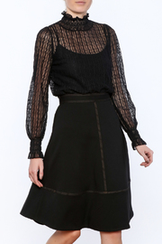 Shoptiques Product: Bathe In Lace Top - Front cropped
