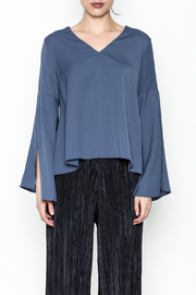 Pinkyotto Bell Sleeve Blouse - Front full body