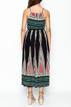 Pinkyotto Braided Straps Long Dress - Alternate List Image