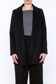 Shoptiques Product: Caroline Peacoat - Side cropped