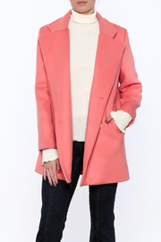 Shoptiques Product: Caroline Peacoat - Front cropped