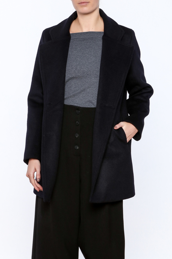 Shoptiques Product: Caroline Peacoat - main