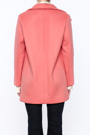 Shoptiques Product: Caroline Peacoat - Back cropped