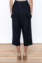 Pinkyotto City Chic Overalls - Back cropped