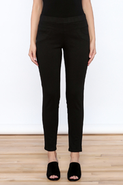 Pinkyotto Pull On Jeggings - Side cropped