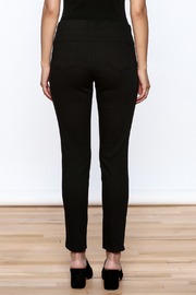 Pinkyotto Pull On Jeggings - Back cropped