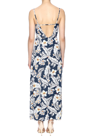 Pinkyotto Strapped Maxi Dress - Back cropped