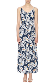 Pinkyotto Strapped Maxi Dress - Front full body