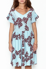 Pinkyotto Double Cinch Dress - Front full body