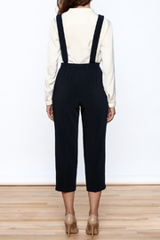 Pinkyotto Chic Cropped Jumpsuits - Back cropped