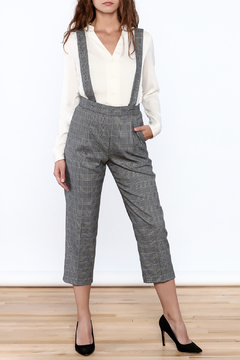Pinkyotto Chic Cropped Jumpsuits - Product List Image