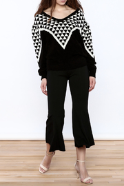 Shoptiques Product: Black Bell Pants - Front full body