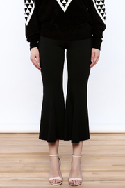 Shoptiques Product: Black Bell Pants - Side cropped