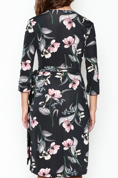Pinkyotto Floral Wrap Dress - Alternate List Image