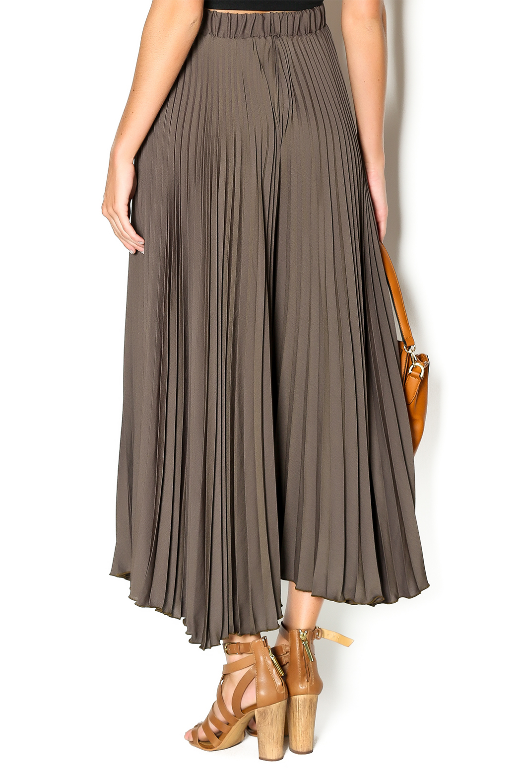 Pinkyotto Fullest Pleated Palazzo Pants From Nolita