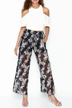 Shoptiques Product: Jungle Drawstring Pant