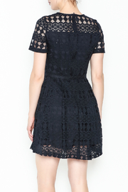 Pinkyotto Just Precious Lace Dress - Back cropped