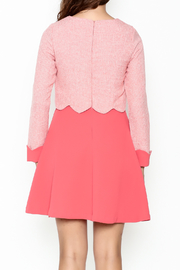 Pinkyotto Little Whimsy Dress - Back cropped