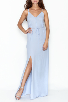 Shoptiques Product: Low Back Strappy Maxi