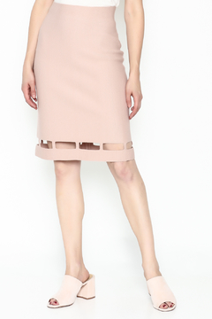Shoptiques Product: Pencil Knit Skirt
