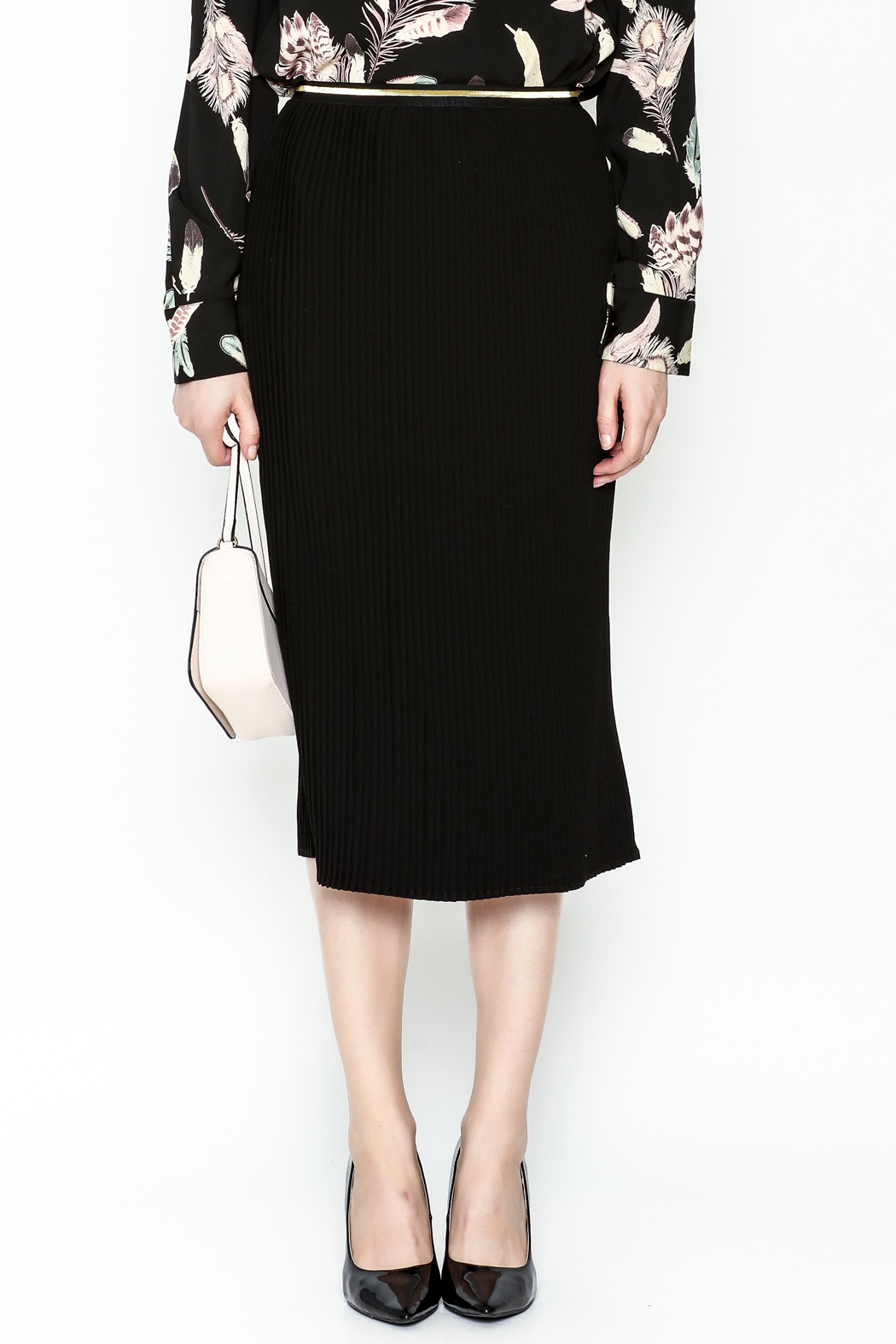 Pinkyotto Pencil Skirt - Front Full Image