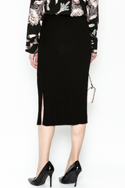 Pinkyotto Pencil Skirt - Back cropped