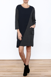 Shoptiques Product: Pocket Wrap Dress - Front full body