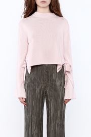 Pinkyotto High-Low Sweater - Side cropped