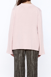 Pinkyotto High-Low Sweater - Back cropped