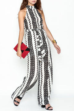 Shoptiques Product: Square Tiles Jumpsuit