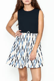 Pinkyotto Streamers Dress - Front cropped