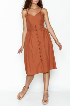 Pinkyotto Tank Midi Dress - Product List Image