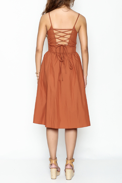 Pinkyotto Tank Midi Dress - Alternate List Image