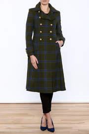 Shoptiques Product: Upper East Princess Coat - Front full body