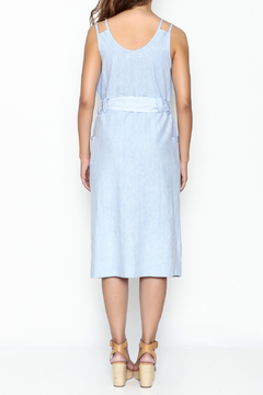 Pinkyotto Utility Double Strap Dress - Alternate List Image