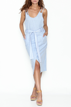 Pinkyotto Utility Double Strap Dress - Product List Image