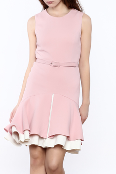 Shoptiques Product: Pink Mini Dress