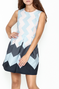 Shoptiques Product: Zig Zag Dress
