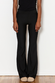 CAPOTE Pinstripe Flare Pant - Product Mini Image