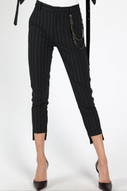 TIMELESS Pinstripe Pants - Product Mini Image