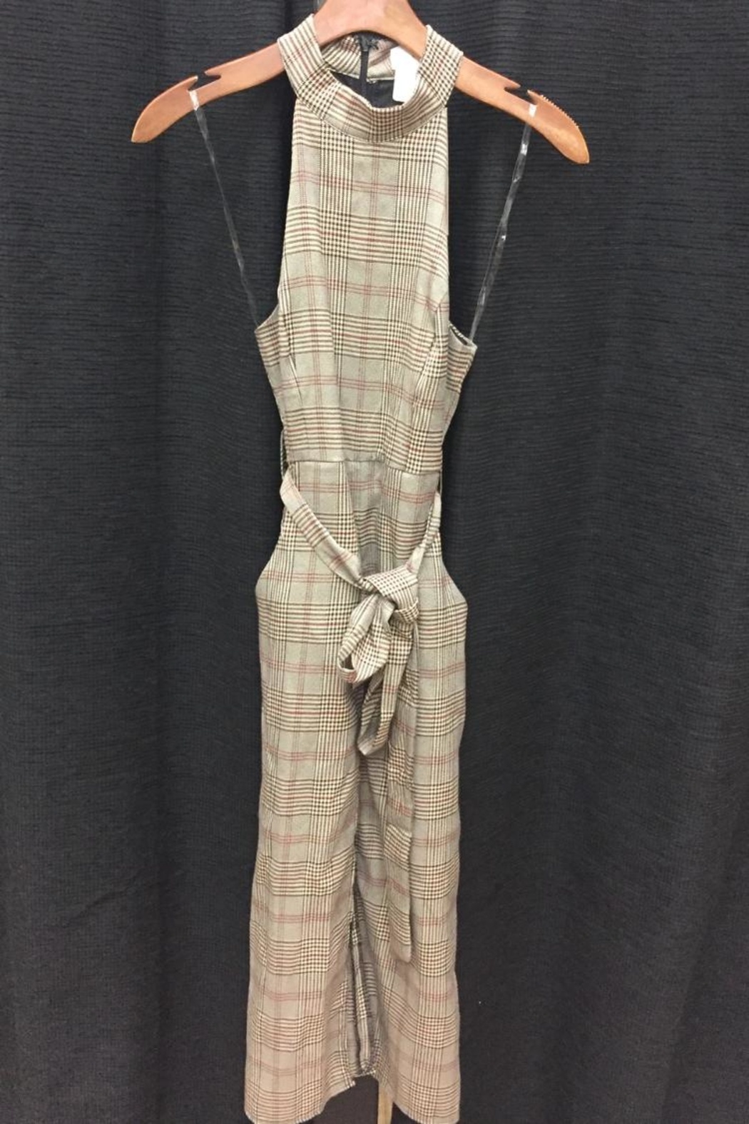 66a85d1f3c5f4 Do   Be Pinstripe Tie-Waist Dress from Los Angeles by Chikas ...