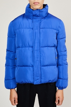 Native Youth Pioneer Puffa Jacket - Product List Image