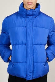 Native Youth Pioneer Puffa Jacket - Side cropped