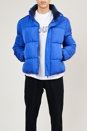 Native Youth Pioneer Puffa Jacket - Back cropped