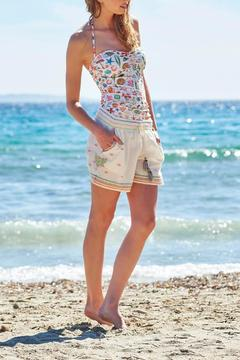 Pip Studio Bloom Embroidered Shorts - Product List Image
