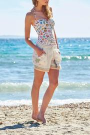 Pip Studio Bloom Embroidered Shorts - Product Mini Image