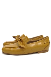 MIYE COLLAZZO Pipa Leather Shoe - Front cropped