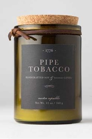 Nectar Republic Pipe Tobacco Candle - Product Mini Image
