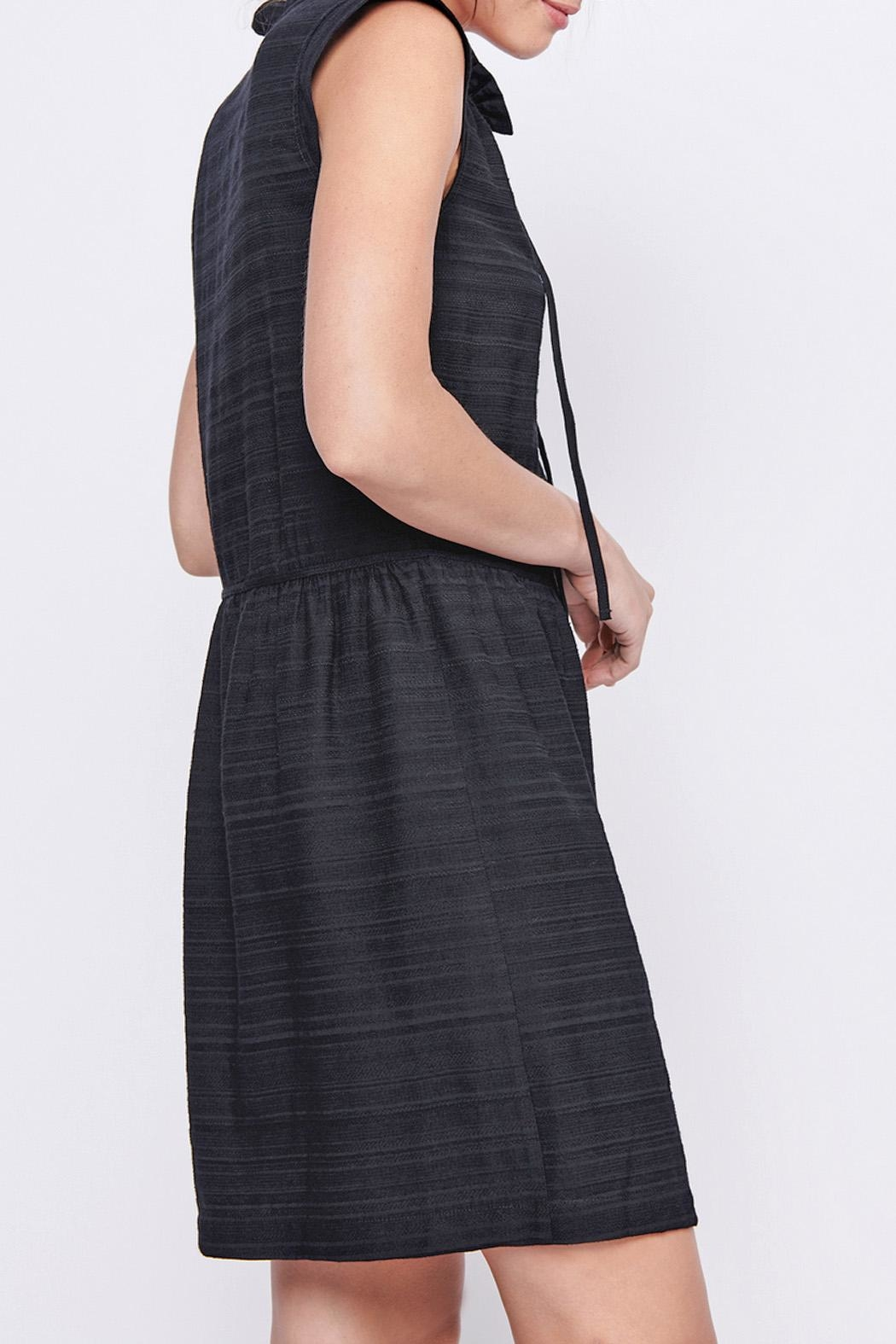Cotelac Piper Black Dress - Side Cropped Image
