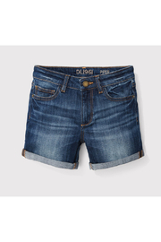 DL1961 Piper Cuffed Youth Shorts - Product Mini Image
